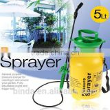 5L 1.3gal liquid fertilizer sprayer pressure sprayer