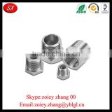 Dongguan Hardware Factory Product Custom Carbon Steel Reducing Bushing For Pipe Fittings