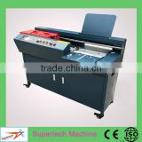 CE Certification ZM-50E A3 Book Binder Machine, Hot Melt Glue Book Binding Machine