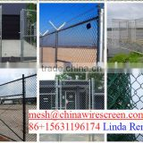 chainlink fence /interlink fence/home garden wire fencing