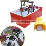 KMJ-0601 high quality wooden photo frame nail angle machine/nailing machine for picture frame