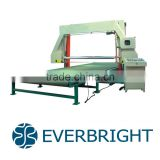 Competitive price horizontal mattress foam cutter / cutting machine