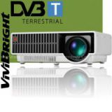 Vivibright LED Projector WIFI 1280*800 HDMI home movie projector home theatre projector DVD projector
