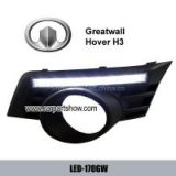 Greatwall Hover H3 DRL LED Daytime Running Lights