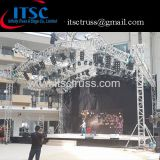 Stage lighting roof 9x6x6m Halfmoon roof