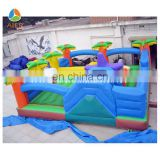 Family entertainment learning center used playground equipment for sale,Inflatable bounce funcity