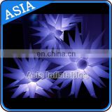 Led Star Light Decoration for Party / Concert Ceiling Decoration Inflatable Lighting Star