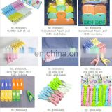 clothes hanging pegs,plastic colored pegs,plastic clothes pegs