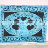 India supplier for 86*96 inch Wall Hanging Tapestries Cotton Mandala Tapestry