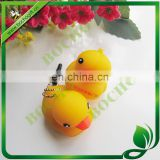 PVC duck dustproof tampon for cell phone