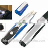 Portable Screwdriver W/ Flashlight And Level