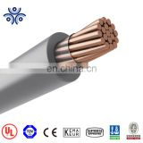 China supply low price 600V 1000V 2000V 3/0 AWG PV power cable XLPE insulated cable and wire