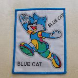 Woven patches Merrowed edge   Woven patches   Custom woven patches