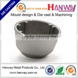 aluminum die casting powder coating cnc machining auto body parts