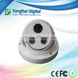 Newest Design Housing 1/3 CMOS 1200TVL With 2pcs IR Led Perfect Night Vision HDCVI CCTV Camera