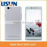 10 point multi touch screen OEM China 5 inch 3G smartphone quad core android 4.4 JDI in cell 8mp camera