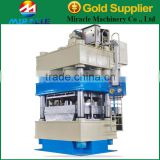 Wood pallet block making machine from wood process machinery
