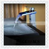 LED Thermostatic, LED Water Faucet Light LED Waterfall Faucet