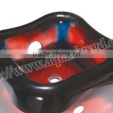 Glass Pedicure Bowl for Spa Massage Chair