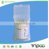 Tripod Inflatable Cushion Packaging Bag For Milk Powder