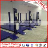 2 3 4 Floor Smart Car Lift Parking System Quad Stacker Parking System 4 Post Multi Levels Parking Lift System