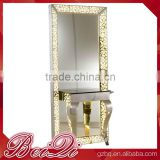 Large Full Length Salon Wall Mirror, Hanging Mirror For Dressing and Decorative BQ-M234