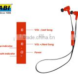 Mini Wireless Bluetooth Earphone, invisible Smallest Earbuds Wear Portable Stereo Headset Headphone