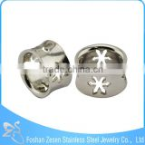 Factory Direct Sale Medical Steel Wholesale Ear Gauge Tunnels Cheap Bulk Body Jewelry
