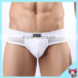 mesh underwear Men's sexy transparent brief shorts underwear wholesale sexy mens underwear