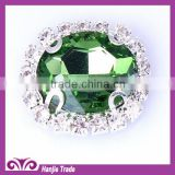 Wholesale Fashion Shine A quality bling glass rhinestones sew on claw for shoes/hat/ garment decoration