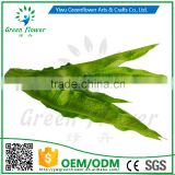 Greenflower 2016 Wholesale artificial PU Leaf lettuce China handmaking decoration