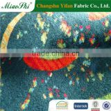 Stripe velour decorator fabric for furniture upholstery on sale by alibaba