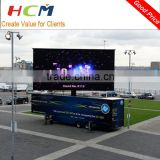 outdoor digital billboard truck mobile led display , led mobile advertising trucks for sale, mobile led screen truck                                                                         Quality Choice