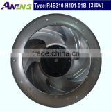 310mm low noise large industrial exhaust fan for roof ventilation