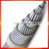 ACSR Conductor, overhead Bare aluminum power cable