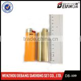 Cigarette Usage and Gas Style lighter holder metal lighter sleeve                                                                         Quality Choice