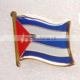 European Cup soccer club emblem badge pin country flag pin