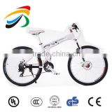 Hot sale 26inch carbon-fiber folding mountain bikes                                                                         Quality Choice