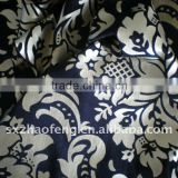 BRONZING VELVETEEN FABRIC FOR SOFA