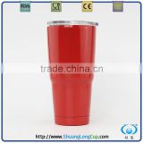powder coated tumbler Double Wall Vacuum Insulated Stainless Steel Tumbler