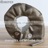 High Quality Titanium Heat Shield turbo Blanket and car exhaust parts for garrett gtx30                                                                                         Most Popular