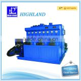 High quality diesel test bench used for hydraulic repair factory and manufactureand manufacture