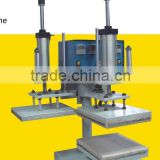 hotpressing machine,seamless machine, not sewing machine seamless procket machine