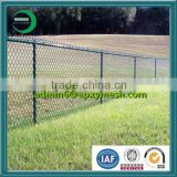 6 foot hot dip galvanized temporary construction fence -chain link fence panel with feet