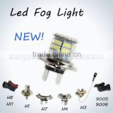 car parts 12v 880 881 9005 9006 H1 H3 Led H8 H11 Led fog light