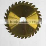 Cheap High Quality Tungsten Carbide Steel TCT Saw Blade for Cutting Wood & Stainless Steel
