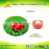 100% pure natural comestic products High purity Arbutin and Bate arbutin and Alpha arbutin and D-arbutin powder