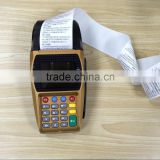 Barcode scanner with built in pos printer pos tablet stand	retail IC MSR card skimmer POS