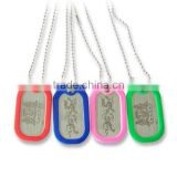 fashion dog tag
