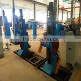 wire take up machine for enameled wire and cable